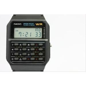 CASIO DATABANK カシオ CA53W-1 腕時計 ウォッチ カリキュレーター データバンク|the-hacienda