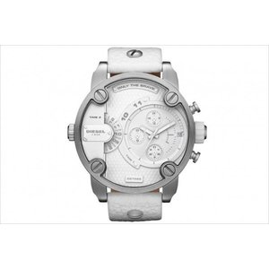 DIESEL ディーゼル デュアルタイム  クロノグラフ メンズ 腕時計 DZ7265|the-hacienda
