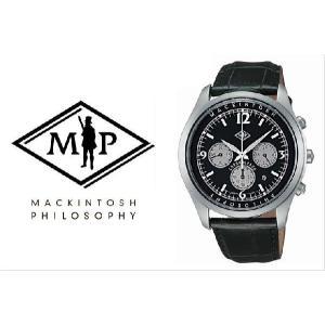 【送料無料】 MACKINTOSH PHILOSOPHY マッキントッシュ 腕時計 メンズ FBZV995 クロノグラフ|the-hacienda