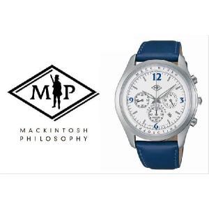 【送料無料】 MACKINTOSH PHILOSOPHY マッキントッシュ 腕時計 メンズ Bristol ブリストル FBZV996 クロノグラフ|the-hacienda