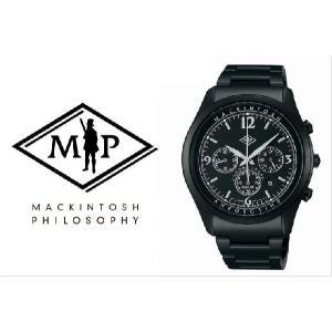 【送料無料】 MACKINTOSH PHILOSOPHY マッキントッシュ 腕時計 メンズ Bristol ブリストル FBZV998 クロノグラフ|the-hacienda