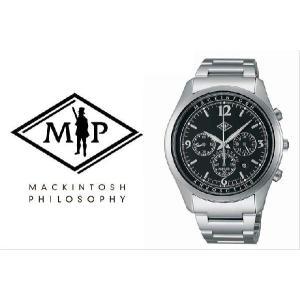【送料無料】 MACKINTOSH PHILOSOPHY マッキントッシュ 腕時計 メンズ Bristol ブリストル FBZV999 クロノグラフ|the-hacienda