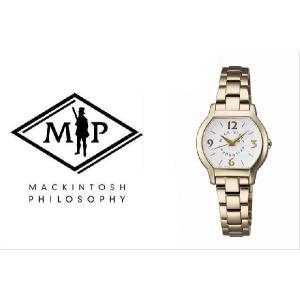 【送料無料】 MACKINTOSH PHILOSOPHY マッキントッシュ 腕時計 レディース Chelsea チェルシー FDAK998 うでどけい |the-hacienda