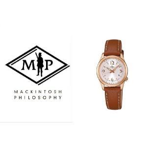 SEIKO MACKINTOSH PHILOSOPHY 腕時計 レディース Coventry コベントリー 300個限定モデル FDAT995|the-hacienda