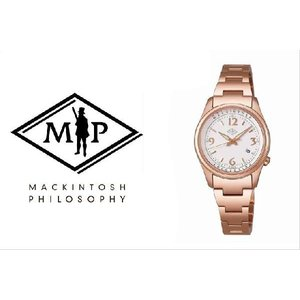 【送料無料】 MACKINTOSH PHILOSOPHY マッキントッシュ 腕時計 レディース Chelsea チェルシー FDAT998 うでどけい |the-hacienda