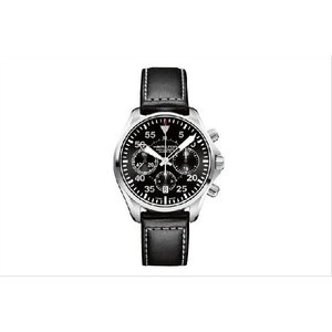 HAMILTON ハミルトン H64666735 KHAKI Pilot Auto Chrono 腕時計|the-hacienda