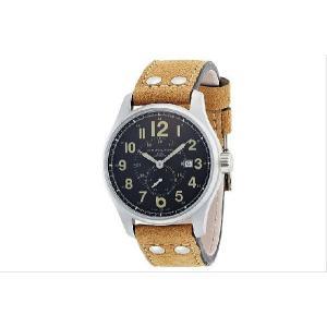 ハミルトン カーキ フィールド オートマチック H70655733 自動巻き メンズ 腕時計|the-hacienda