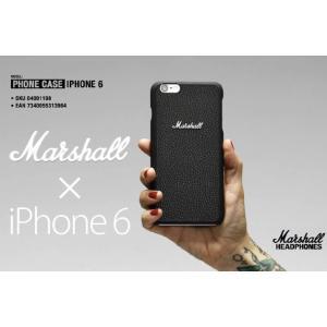 Marshall Headphones マーシャル iPhone6 iPhone6s対応 スマホケース スマホ スマートホン|the-hacienda