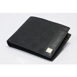 DUNHILL ダンヒル メンズウォレット 二つ折り財布 ブラック|the-hacienda