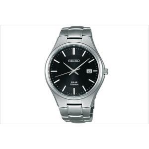 SEIKO SPIRIT セイコー スピリット SBPX077 ソーラー メンズ 腕時計|the-hacienda