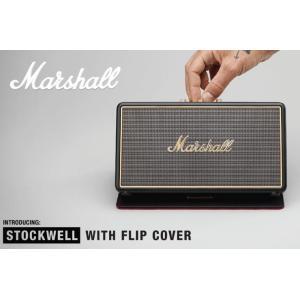 Marshall Headphones マーシャル スピーカー STOCKWELL ストックウェル フリップカバー付き|the-hacienda