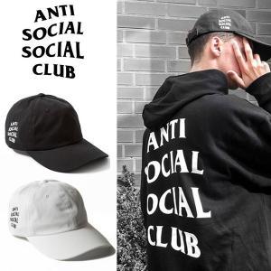 ANTI SOCIAL SOCIAL CLUB アンチソーシャルソーシャルクラブ キャップ WEIR...