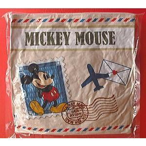 イオンクレジットサービス「ミッキーマウス」クッション the-ippindo