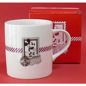 イオンクレジットサービス「ミッキーマウス」オリジナルマグカップ the-ippindo