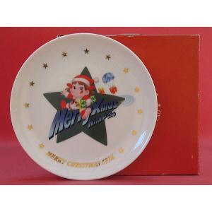 不二家「ペコちゃん」1996年クリスマスプレート|the-ippindo