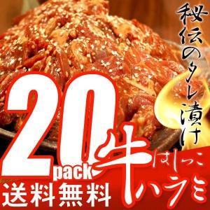 送料無料 はしっこ タレ漬け 牛ハラミ 500g×20 大容量 訳あり 業務用 端っこ はじっこ 焼肉 BBQ バーベキュー 10kg 牛肉|the-nikuya