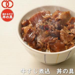 牛すじ煮込 丼の具 3食|the-nikuya