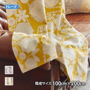 ●イハナ ●日本製 ●サイズ:幅100×丈200cm  ●ポリエステル100% ●生地巾:150cm...
