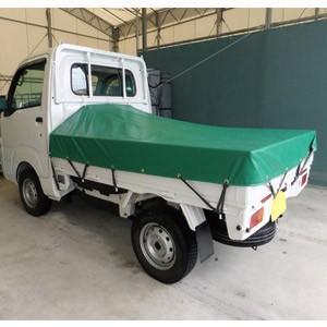 軽トラックシート変形型仕様(前部1.93m/後部1.73m×2.15m)EH-56 送料無料|the-tent|02