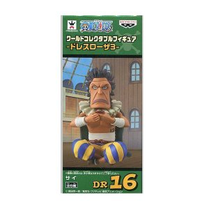 ワンピース ワールドコレクタブルフィギュア ドレスローザ3 サイ dr16