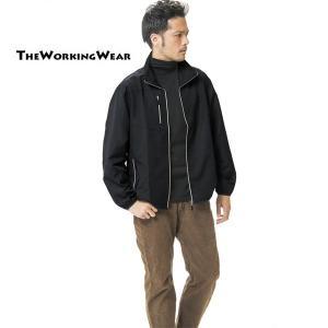 作業服 作業着 防寒着の専門店The Working Wear/防寒用/30000-4 裏メッシュジャケット ウインドブレカー|the-workingwear