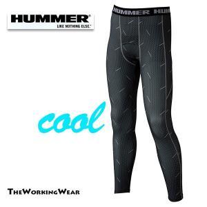 HUMMERシリーズの夏用インナーパンツ 夏に嬉しい接触冷感 UVカットなど嬉しい機能満載 ※前開き...