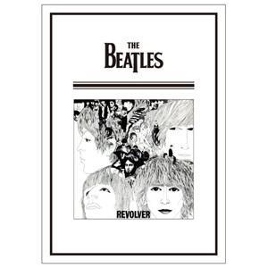 ビートルズ・クリアファイル(リボルバー)|thebeatles