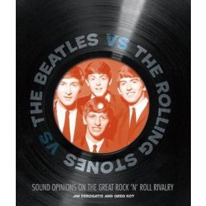 洋書『THE BEATLES VS ROLLING STONES』|thebeatles