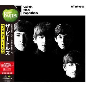 """CD """"WITH THE BEATLES""""