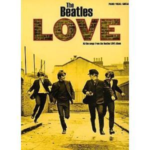 楽譜『LOVE』|thebeatles