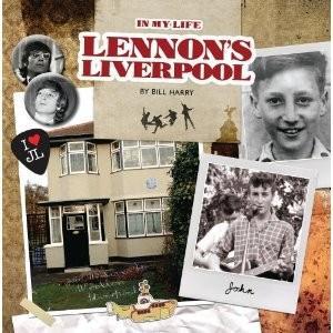 洋書『IN MY LIFE LENNON'S LIVERPOOL』 thebeatles