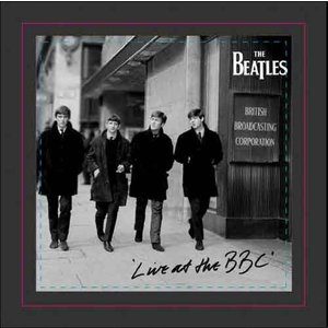 LIVE AT THE BBC バッジ thebeatles
