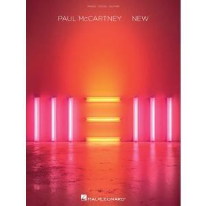 洋楽譜『NEW』|thebeatles