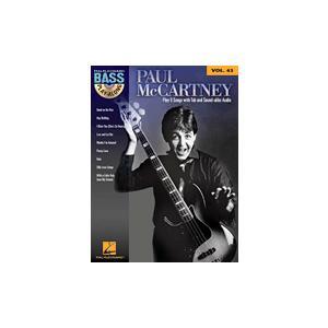 洋楽譜『ポール・マッカートニー BASS PLAY』|thebeatles