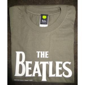 ビートルズ ロゴTシャツ(カラー)|thebeatles