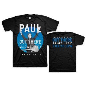 Tシャツ ポール・マッカートニー アウトゼア(東京ドーム2015.4.25)|thebeatles