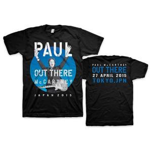 Tシャツ ポール・マッカートニー アウトゼア(東京ドーム2015.4.27)|thebeatles