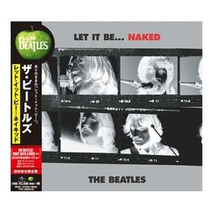 "CD  ""LET IT BE...NAKED""