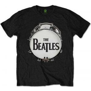 Tシャツ ビートルズ ドラムロゴ|thebeatles