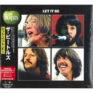 "CD  ""LET IT BE""