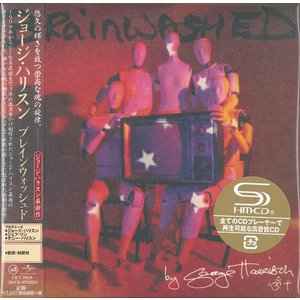 "SHM-CD ジョージ・ハリスン""BRAINWASHED""|thebeatles"