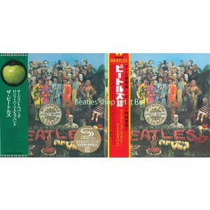 SHM-CD 『SGT. PEPPER'S LONELY HEARTS CLUB BAND』|thebeatles