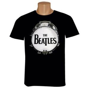 ビートルズ ドラムTシャツ 2018|thebeatles
