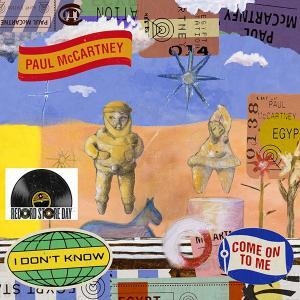 アナログ・シングル'I Don't Know / Come On To Me' ポール・マッカートニー|thebeatles
