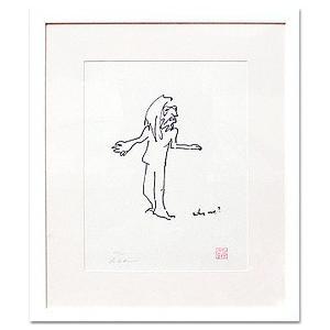 ジョン・アート・リトグラフ『Why me?』|thebeatles