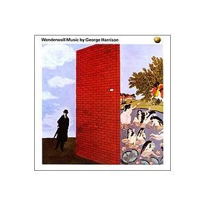 UK盤CD  WONDERWALL MUSIC / GEORGE HARRISON|thebeatles