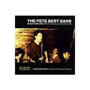 日本盤CD  THE PETE BEST BAND  CASBAH COFFEE CLUB 40TH ANNIVERSARY LIMITED EDITION CD|thebeatles