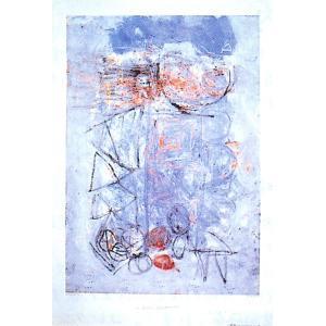 『ハンブルク・ブルー』 スチュアート・サトクリフの絵画をアート・ポスターに|thebeatles