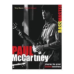 ポール・マッカートニー ベース・スコアPLAYING THE GREAT BEATLES BASSLINES|thebeatles
