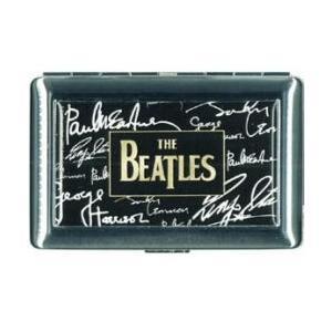 ビートルズ・カード・ケース(サイン)|thebeatles
